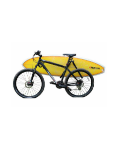 """""""Lowrider"""" Bicycle Surfboard Carry Rack"""