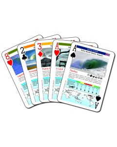 The Stormrider Surf Playing Cards