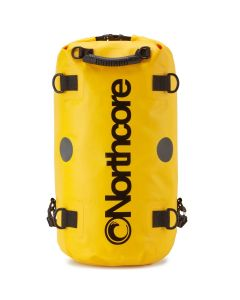 Northcore Waterproof Dry Bag Backpack 40l Yellow